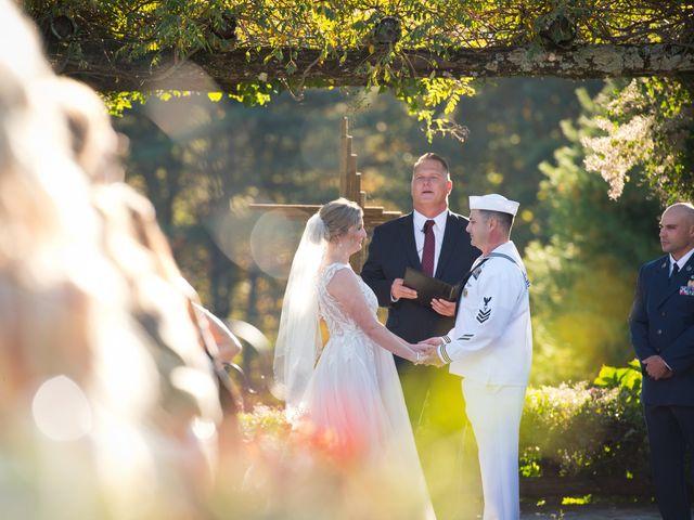 Alex and Olivia's Wedding in Glenville, North Carolina 15