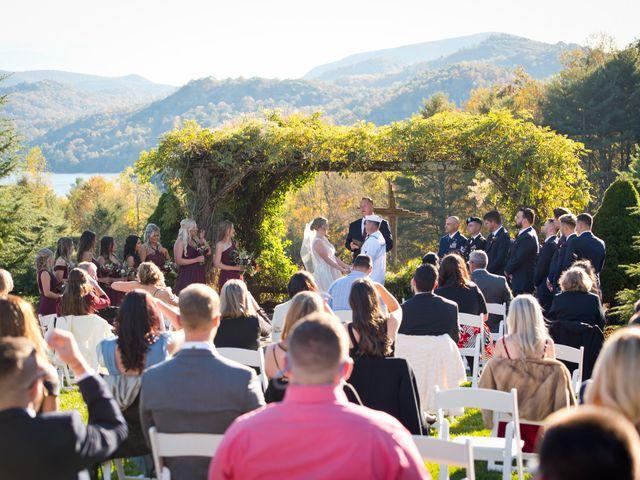 Alex and Olivia's Wedding in Glenville, North Carolina 16