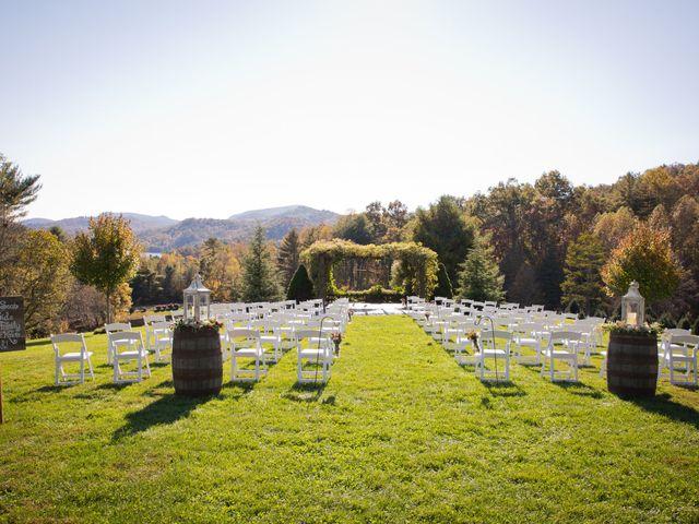 Alex and Olivia's Wedding in Glenville, North Carolina 28