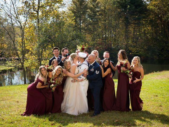 Alex and Olivia's Wedding in Glenville, North Carolina 31