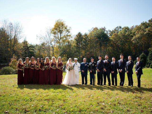 Alex and Olivia's Wedding in Glenville, North Carolina 32
