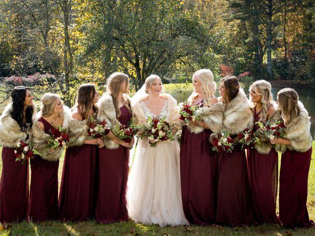 Alex and Olivia's Wedding in Glenville, North Carolina 36