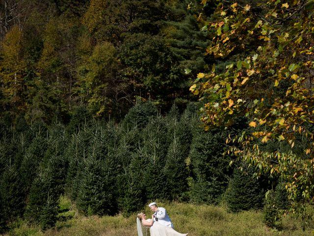 Alex and Olivia's Wedding in Glenville, North Carolina 38