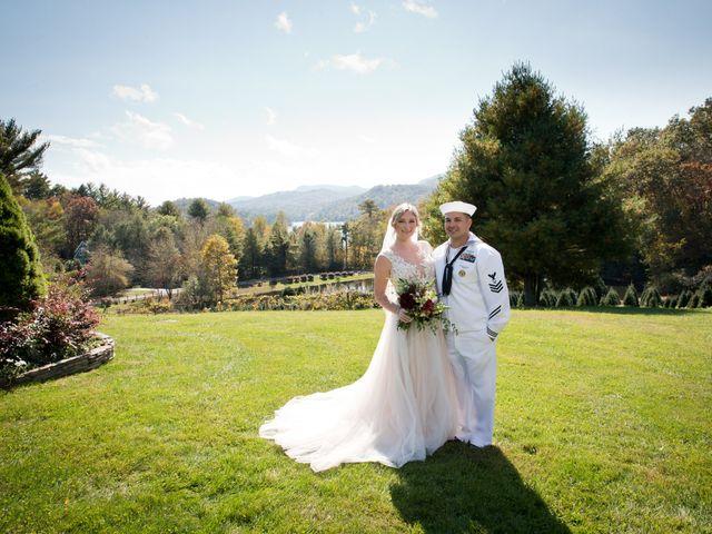 Alex and Olivia's Wedding in Glenville, North Carolina 40