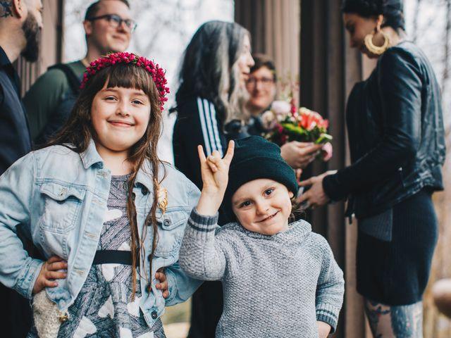 Joseph and Lisa's Wedding in Buffalo, New York 3