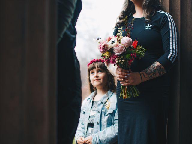 Joseph and Lisa's Wedding in Buffalo, New York 7