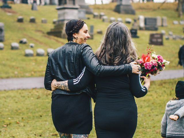 Joseph and Lisa's Wedding in Buffalo, New York 13