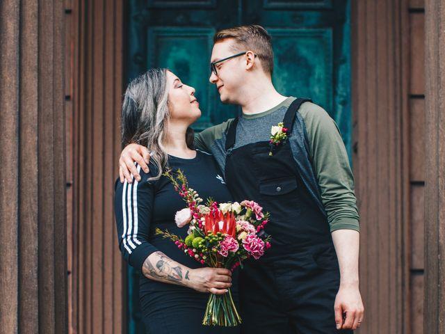 Joseph and Lisa's Wedding in Buffalo, New York 15