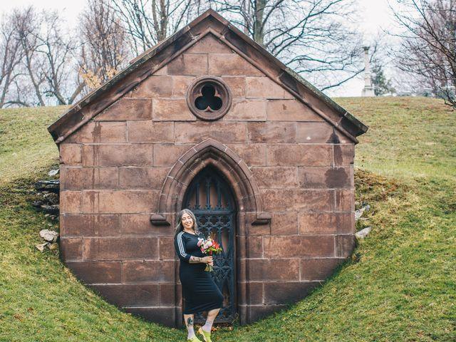 Joseph and Lisa's Wedding in Buffalo, New York 16