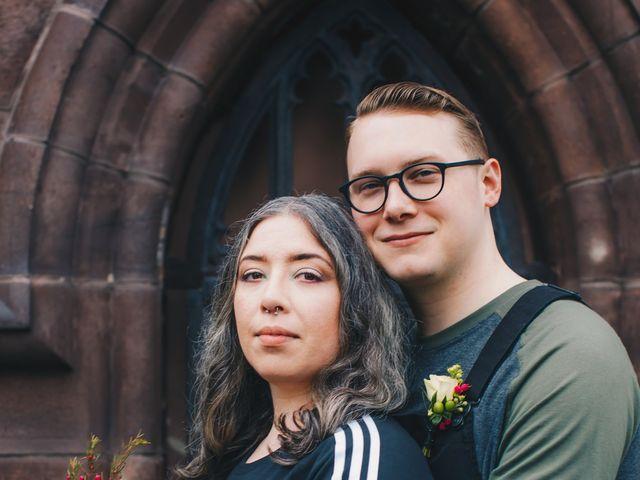 Joseph and Lisa's Wedding in Buffalo, New York 19