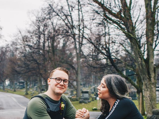 Joseph and Lisa's Wedding in Buffalo, New York 25