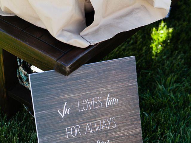 Jenna and Michael's Wedding in Park City, Utah 10