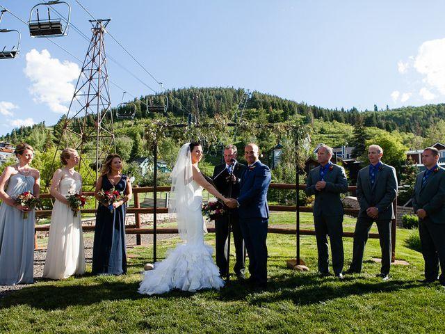 Jenna and Michael's Wedding in Park City, Utah 14
