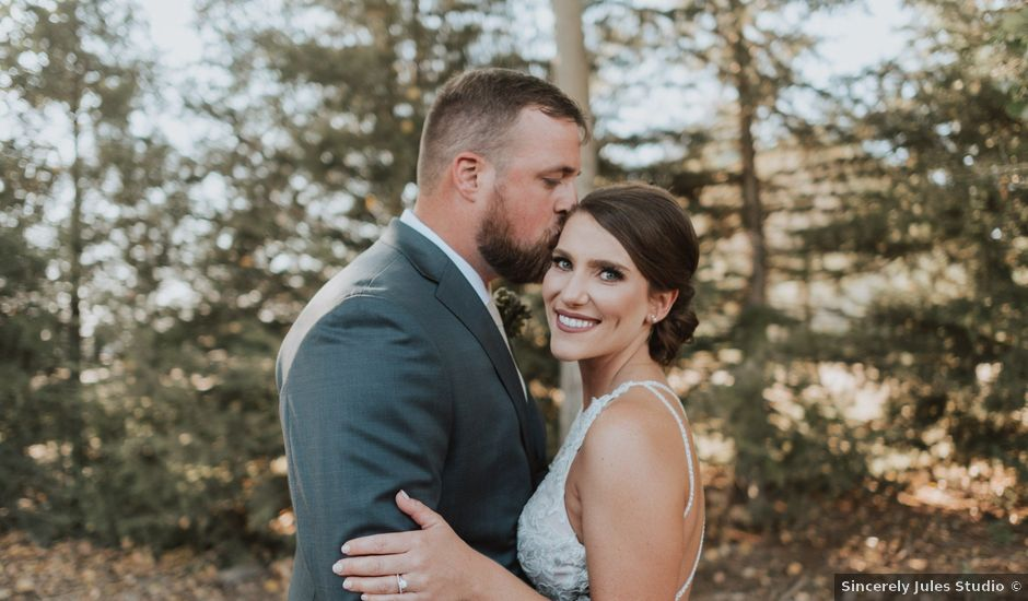 Ethan and Callie's Wedding in Fort Collins, Colorado
