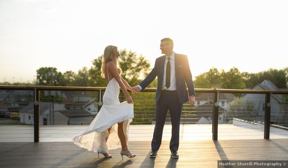 Lindsay and Ryan's Wedding in Indianapolis, Indiana