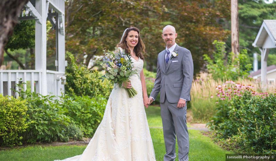 Joe and Amy's Wedding in West Hurley, New York