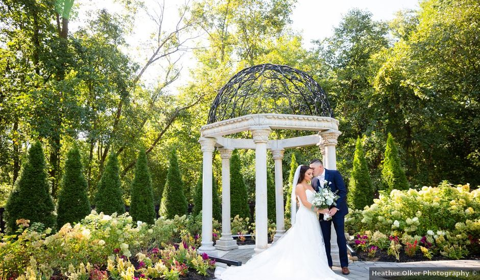 Ray and Melissa's Wedding in Hamilton Township, New Jersey