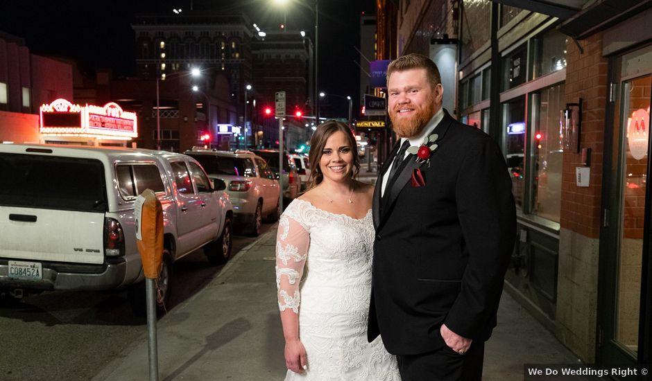 Jeff and Taryn's Wedding in Spokane, Washington