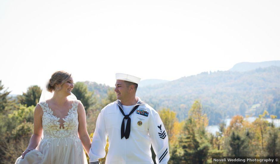 Alex and Olivia's Wedding in Glenville, North Carolina