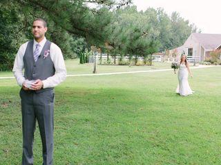 Devon and Matt's Wedding in Gurley, Alabama 3