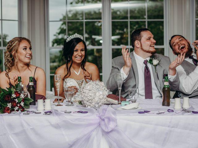 Mark and Dana's Wedding in Albany, New York 1