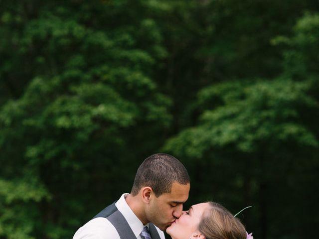 Devon and Matt's Wedding in Gurley, Alabama 9
