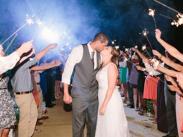 Devon and Matt's Wedding in Gurley, Alabama 24