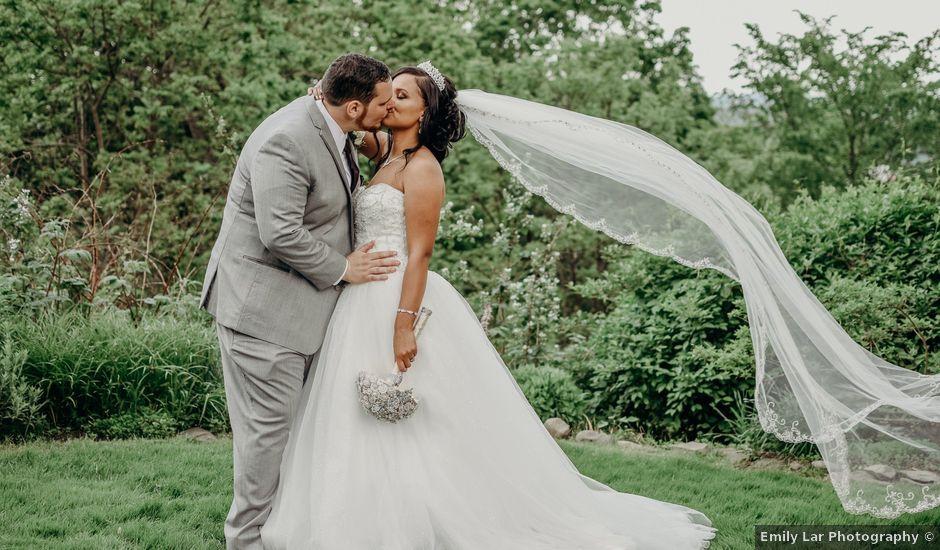 Mark and Dana's Wedding in Albany, New York
