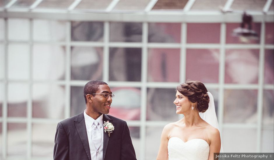 Sarah and McKinley's Wedding in Indianapolis, Indiana