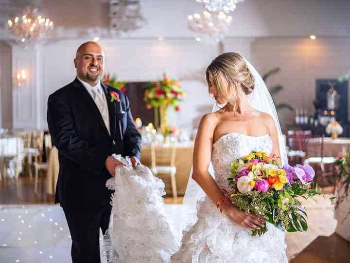 The wedding of Shayna and Kaivon