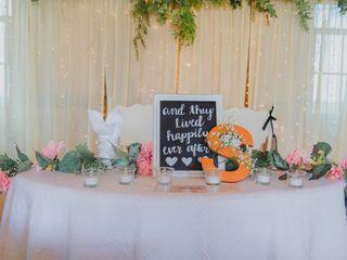 The wedding of Jordain and Derek 3