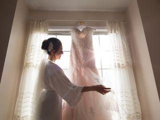 Victor and Tamara's Wedding in Saint Charles, Illinois 3
