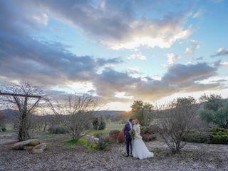 The wedding of Sarah and Ryan
