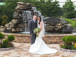 The wedding of Alison and Tyler