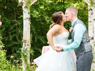 The wedding of Court and Idolyn 1