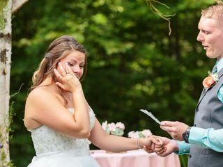 The wedding of Court and Idolyn 2