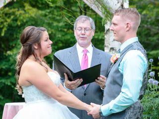 The wedding of Court and Idolyn 3