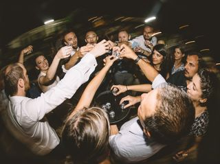 The wedding of Vagelis and Sophie 1