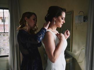 The wedding of Alexa and Tim 2