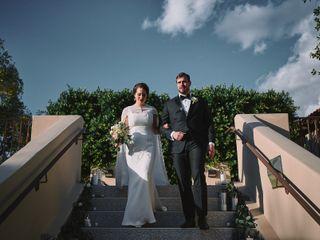 The wedding of Alexa and Tim