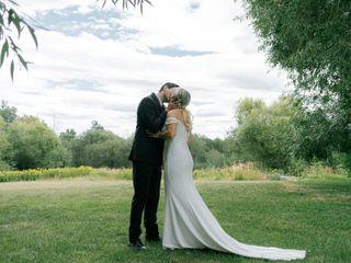 The wedding of Jody and Skylar