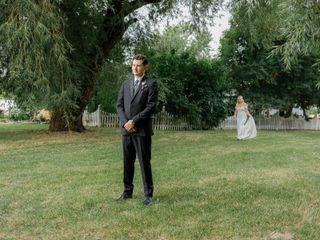 The wedding of Jody and Skylar 2