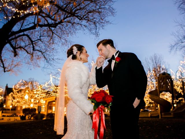 Victor and Tamara's Wedding in Saint Charles, Illinois 1