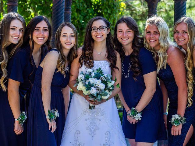 Kaylee and Tanner's Wedding in Orem, Utah 1