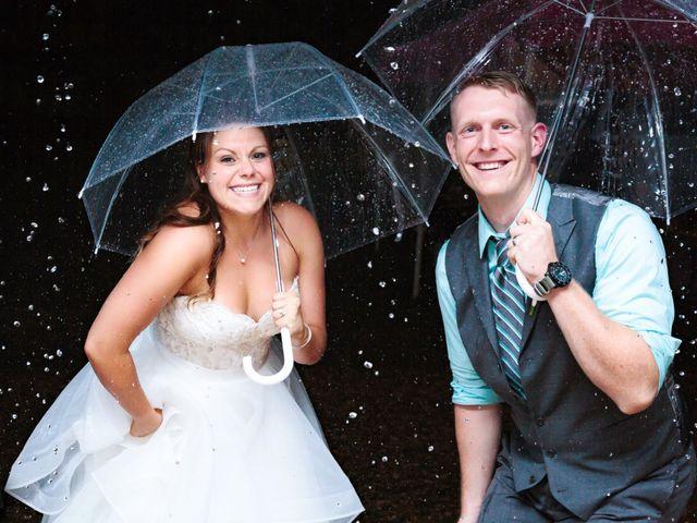 The wedding of Court and Idolyn