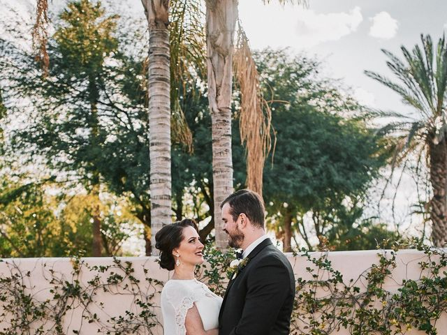 Tim and Alexa's Wedding in Phoenix, Arizona 5