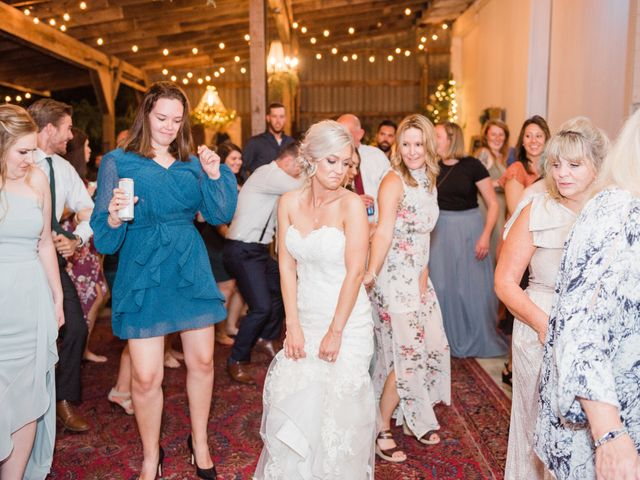 AJ D and Jackie's Wedding in Mount Sterling, Ohio 2