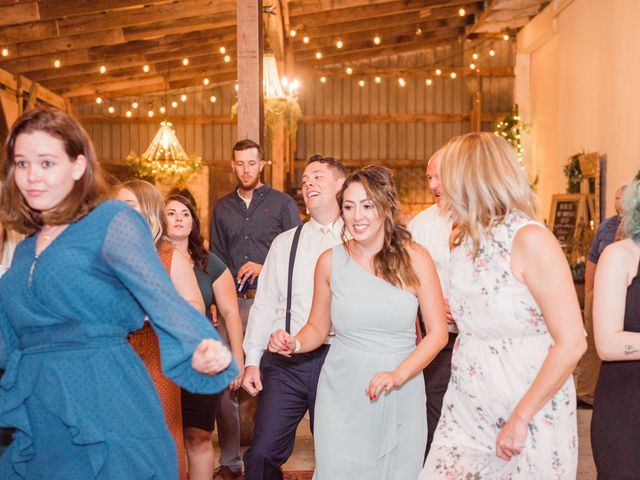 AJ D and Jackie's Wedding in Mount Sterling, Ohio 3