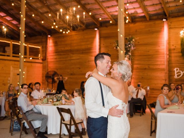 AJ D and Jackie's Wedding in Mount Sterling, Ohio 7