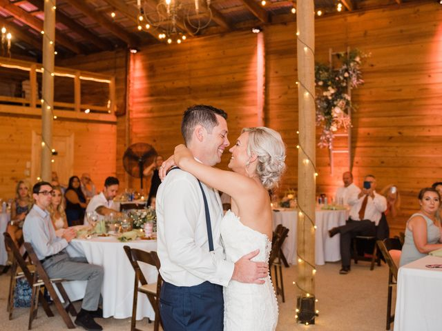 AJ D and Jackie's Wedding in Mount Sterling, Ohio 8